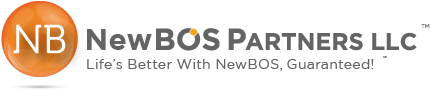 newbos logo